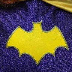 Dig This UP-CLOSE LOOK at an Original BATGIRL Costume