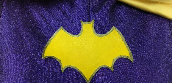 Dig This UP-CLOSE LOOK at an Original BATGIRL Costume