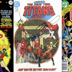 Classic BATMAN, TITANS, JLA Headline DC's New Collections