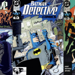 Comics Pros Pick Their Favorite NORM BREYFOGLE Covers