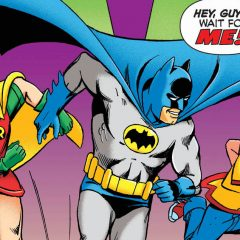 EXCLUSIVE: JOE GIELLA Returns to Comics With ARCHIE/BATMAN '66 Cover