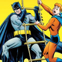 Dig Jerry Ordway's ARCHIE/BATMAN '66 #6 Cover