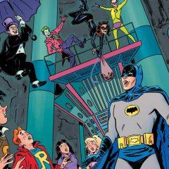FIRST LOOK: Ruben Procopio's ARCHIE/BATMAN '66 #6 Cover