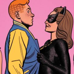 FIRST LOOK: Greg Smallwood's ARCHIE/BATMAN '66 #6 Cover