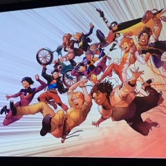 BENDIS to Take On YOUNG JUSTICE