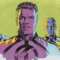 INSIDE LOOK: How ALEX ROSS Wanted to Reboot FANTASTIC FOUR