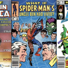 13 COVERS: A Marvel WHAT IF? Extravaganza