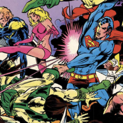 Why MIKE GRELL Was Happy to Work on LEGION — and Even Happier to Leave It