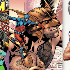Robert Venditti: Why It's Important HAWKMAN and the ATOM Are Back Together