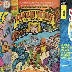 SPACE MADNESS: 13 Crazy Space Opera Comics Series