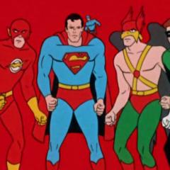 13 GREAT CARTOONS: A FILMATION DC Superheroes Celebration