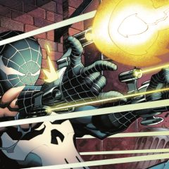 EXCLUSIVE Preview: WHAT IF PETER PARKER BECAME THE PUNISHER?