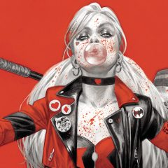 EXCLUSIVE Preview: HARLEY QUINN #52