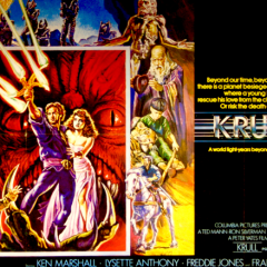 KRULL: The Enduring Legacy of an '80s Cult Favorite