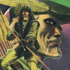 MIKE GRELL Reveals the Secrets of THE LONGBOW HUNTERS