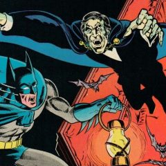 MIKE GRELL Talks BATMAN, Wrightson — and a Christopher Lee Homage That Wasn't