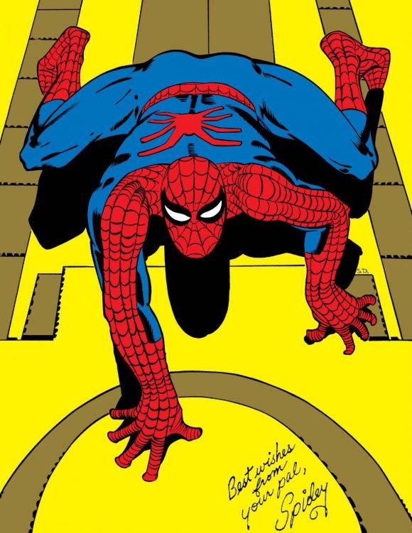 The LEE-DITKO Spider-Man Graphic Novel That Never Was | 13th Dimension,  Comics, Creators, Culture