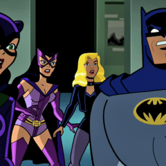 James Tucker's TOP 13 BATMAN: THE BRAVE AND THE BOLD Episodes