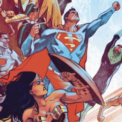 SCOTT SNYDER Teases JUSTICE LEAGUE's Two-Year Plan