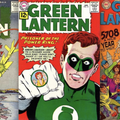 13 COVERS: Celebrating GREEN LANTERN in the Silver Age
