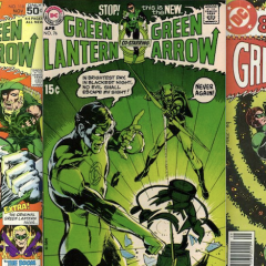 13 COVERS: Celebrating GREEN LANTERN in the Bronze Age