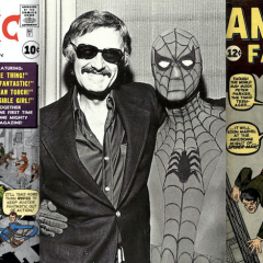 STAN LEE: The Most Important Person in Comics in the Last Six Decades