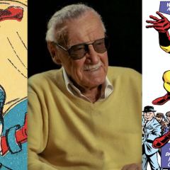 STAN LEE: An Appreciation, by DAVE GIBBONS