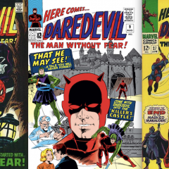 13 COVERS: Celebrating DAREDEVIL in the Silver Age