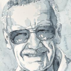Dig David Mack's Marvelous Tribute to STAN LEE