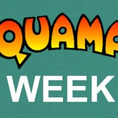 Get Ready For… AQUAMAN WEEK