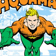 BURIED TREASURY: The AQUAMAN Tabloid Comic That Should Have Been