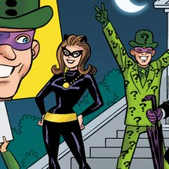 EXCLUSIVE FIRST LOOK at the ARCHIE/BATMAN '66 Finale