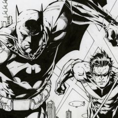INSIDE LOOK: The JIM LEE DC LEGENDS ARTIFACT EDITION