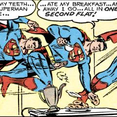 INSIDE LOOK: Rare SUPERMAN Art Unseen For Decades