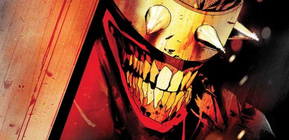 SCOTT SNYDER: Behind the Cowl With THE BATMAN WHO LAUGHS