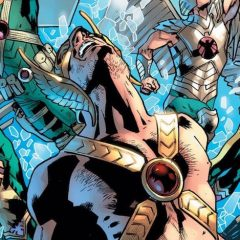 EXCLUSIVE FIRST LOOK — HAWKMAN's New Official Origin