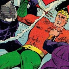 13 COVERS: Celebrating AQUAMAN in the Silver Age