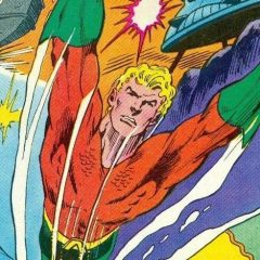 13 COVERS: Celebrating AQUAMAN in the Bronze Age