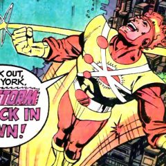 The TOP 13 GEORGE PEREZ Countdown: #11 — FIRESTORM