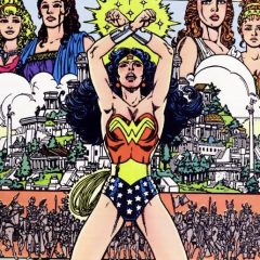 The TOP 13 GEORGE PEREZ Countdown: #6 — WONDER WOMAN