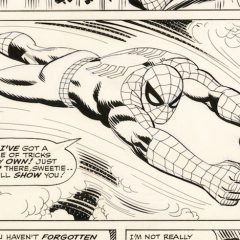 INSIDE LOOK: The Greatest SPIDER-MAN Art Exhibit You'll Ever See