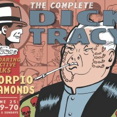 INSIDE LOOK: The Complete DICK TRACY Vol. 25