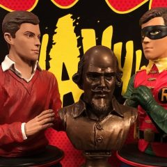 ADVANCE REVIEW: Dig Diamond's Burt Ward DICK GRAYSON Bust