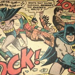 The Exact Issue When BATMAN '66 Took Over the Comics
