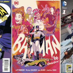 13 COVERS: A BATMAN '66 Celebration