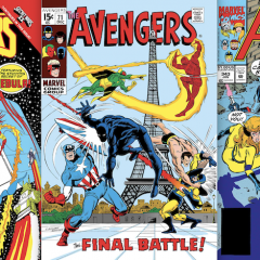 MARVEL Releasing a Slew of AVENGERS Dollar Reprints