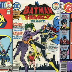 13 BATMAN FAMILY Covers to Make You Feel Good