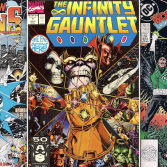 Comics Pros Pick Their Favorite GEORGE PEREZ Covers