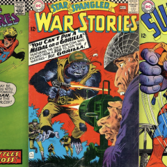 13 DC GORILLA COVERS to Make You Feel Good