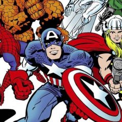 LEE, KIRBY and the Case of Who Created the MARVEL UNIVERSE